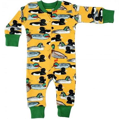 Duns Duck Pond Zip Suit - Mustard