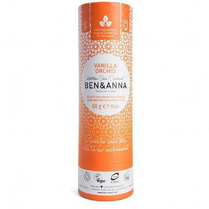 Ben & Anna Natural Deodorant - Vanilla Orchid