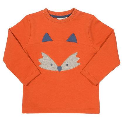 Kite Organic Cotton Foxy Face Sweater