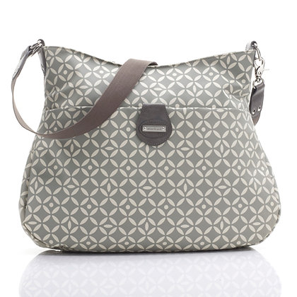 Storksak Nina Changing Bag - Grey