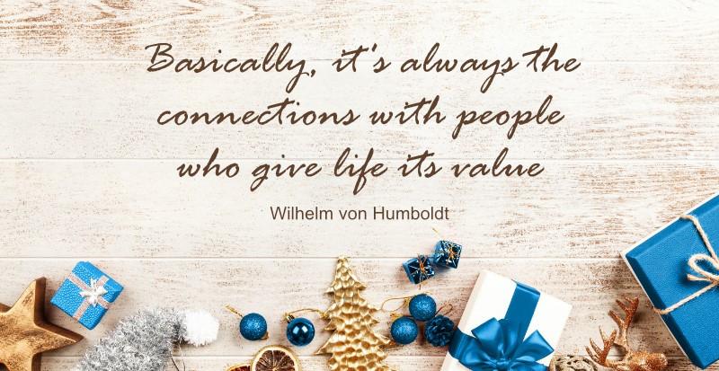 Citation Wilhelm von Humboldt