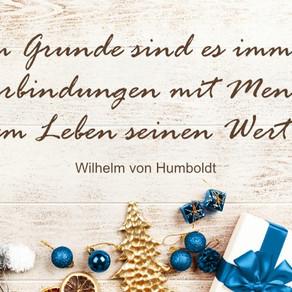 Frohe Weihnachten / Merry Christmas!
