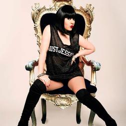 Jessie J tribute