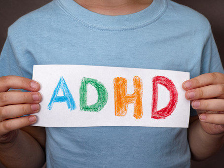 10 FEATURES OF ADHD THAT MOST PEOPLE DON'T KNOW...