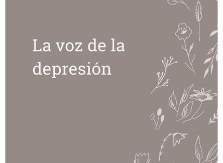 La voz de la Depresión