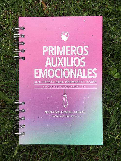 LIBRETA PRIMEROS AUXILIOS EMOCIONALES