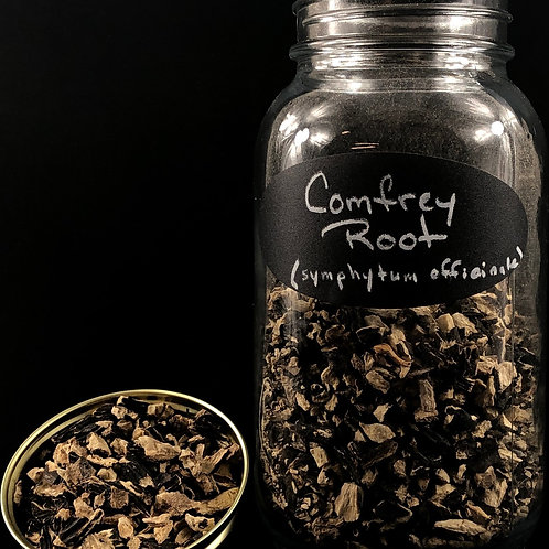 Comfrey Root   ORGANIC  (Sold per ounce)