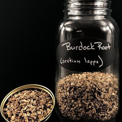 Burdock Root   ORGANIC  (per ounce)