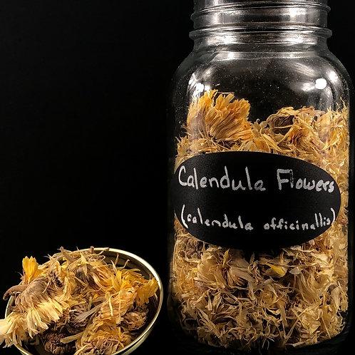 Calendula Flowers   ORGANIC   (per ounce)