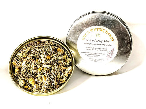 Spaz-Away Tea  (per ounce)