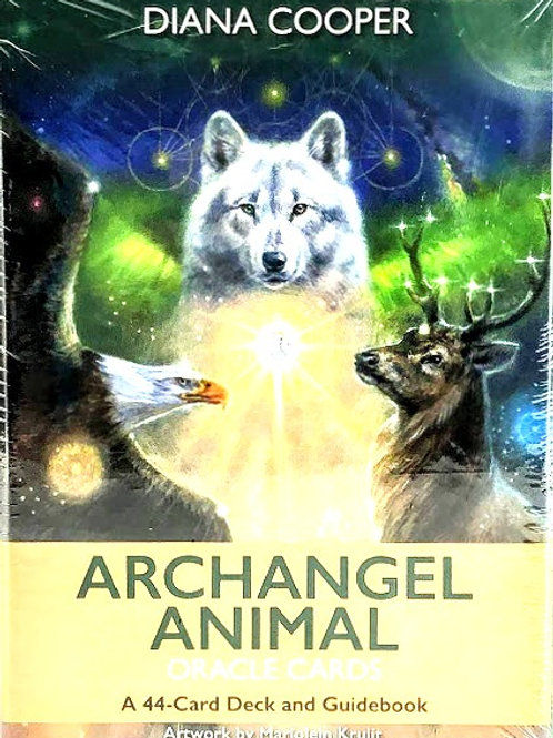 Archangel Animal Oracle Deck by Diana Cooper
