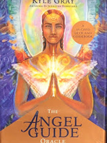 The Angel Guide Oracle Deck by Kyle Gray