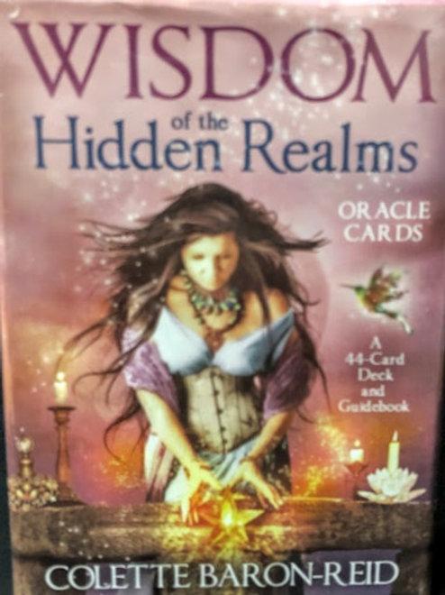 Wisdom of the Hidden Realms  44-card Deck