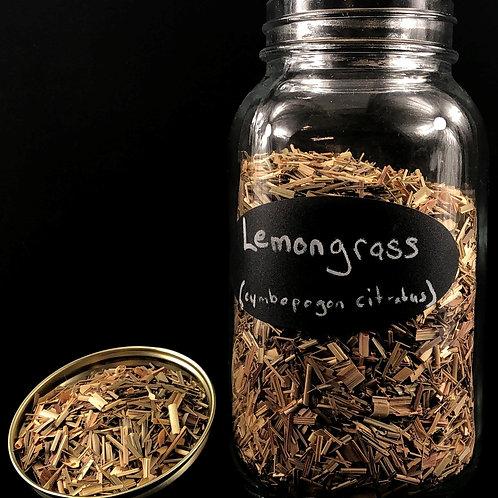 Lemon Grass   ORGANIC   (Sold per ounce)