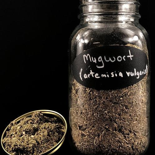 Mugwort   ORGANIC   (Sold per ounce)