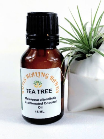 Tea Tree Essential Oil -- Organic