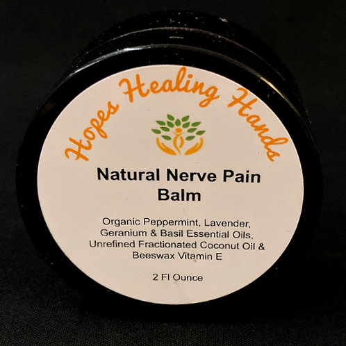 Natural Nerve Pain Balm