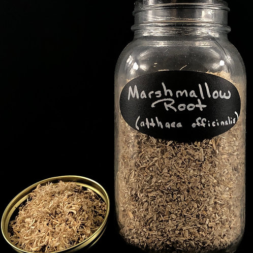 Marshmallow Root   ORGANIC   (Sold per ounce)