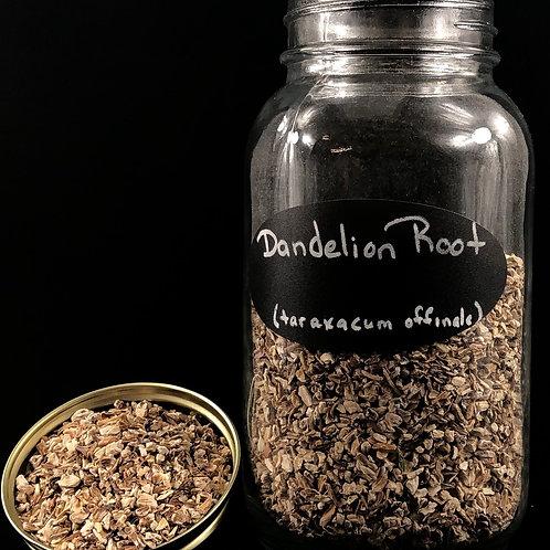 Dandelion Root   ORGANIC  (per ounce)