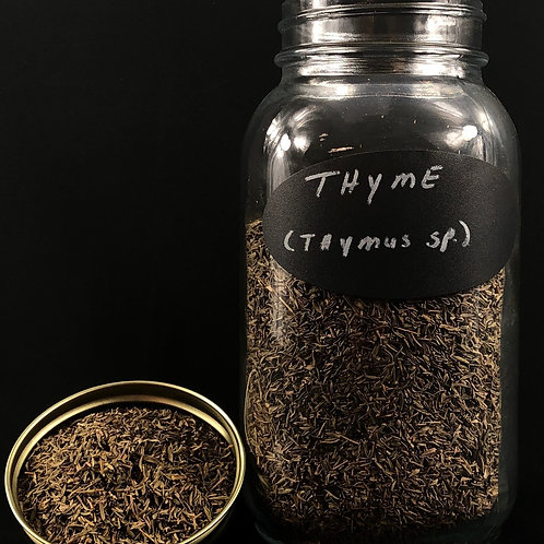 Thyme   ORGANIC   (Sold per ounce)