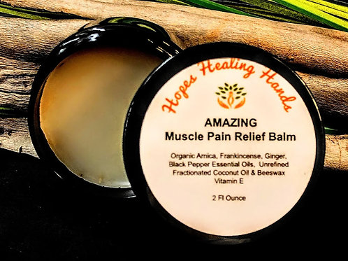 Amazing Muscle Pain Relief Balm
