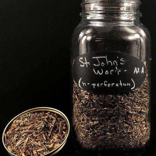 St. John's Wort   ORGANIC   (Sold per ounce)