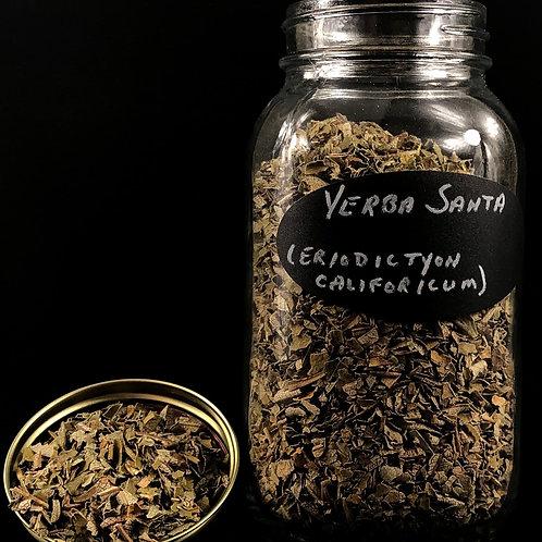 Yerba Santa Leaves   ORGANIC   (Sold per ounce)