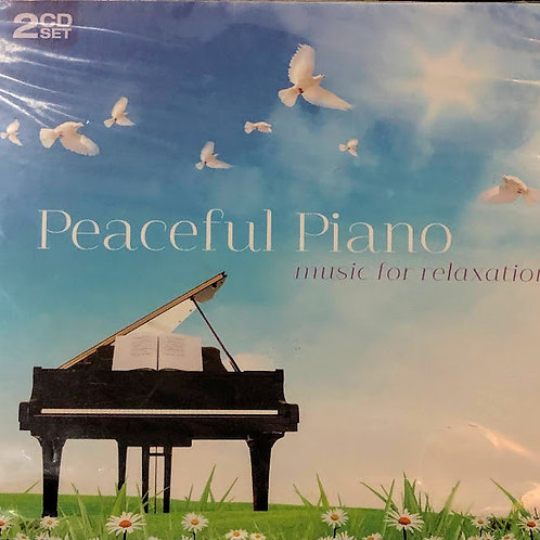 Peaceful Piano- Music for Relaxation 2 CD