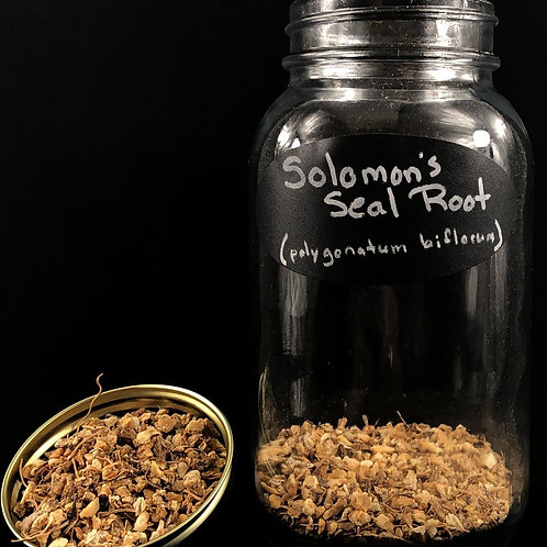 Soloman's Seal Root   ORGANIC   (Sold per ounce)