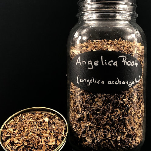 Angelica Root   ORGANIC   (per ounce)