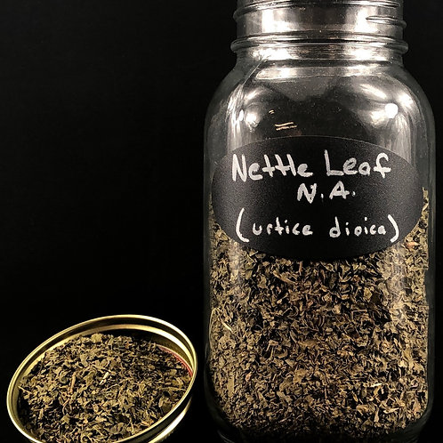 Nettle Leaf - North American ORGANIC   (Sold per ounce)