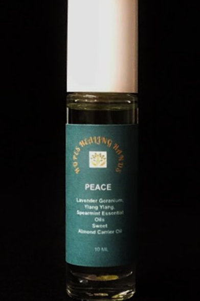 PEACE Essential Oil Blend   10 ML Roll-On
