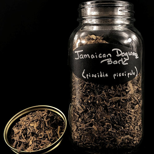Jamaican Dogwood Bark  ORGANIC   (Sold per ounce)