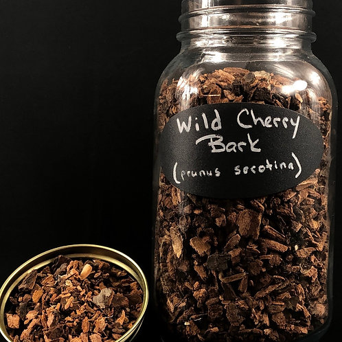 Wild Cherry Bark  (Sold per ounce)