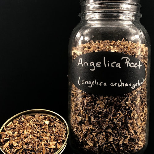 Angelica Root   ORGANIC   (Sold per ounce)