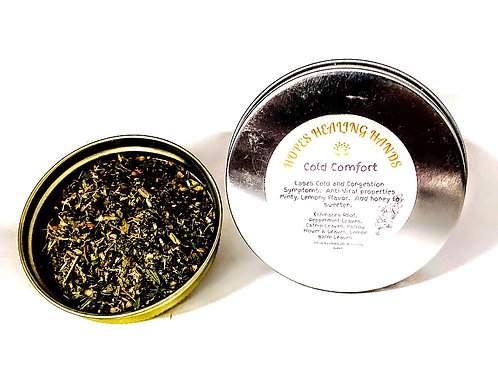 Cold Comfort Tea Blend (per ounce)