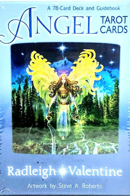 Angel Card Tarot Cards by Radleigh Valentine