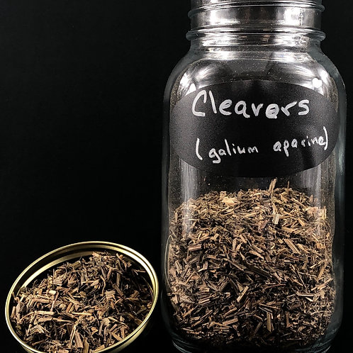 Cleavers   ORGANIC   (Sold per ounce)