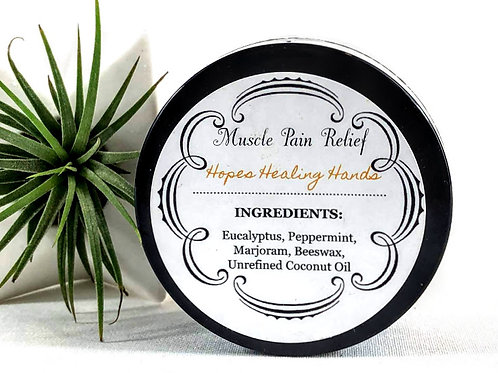 Muscle Relief Balm 2 oz.