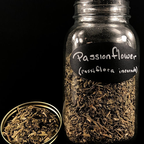 PassionFlower   ORGANIC   (Sold per ounce)