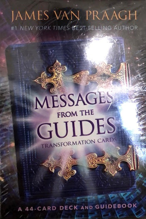 Messages from the Guides By James Van Praagh