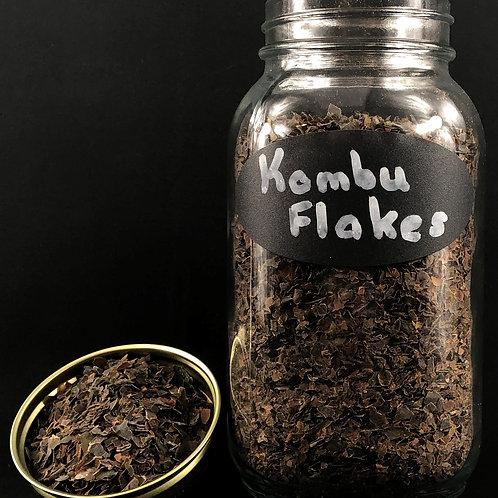 Kombu Flakes  ORGANIC   (Sold per ounce)