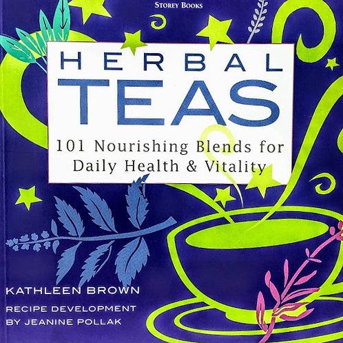 Herbal Teas by Kathleen Brown