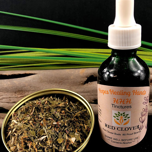 Red Clover Tincture  2 Ounce