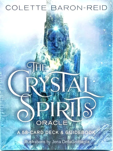 The Crystal Spirits Oracle Deck
