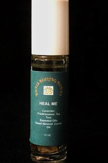 Heal Me Essential Oil Blend   10 ML Roll-On