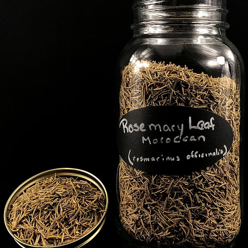 Rosemary Leaf   ORGANIC   (Sold per ounce)