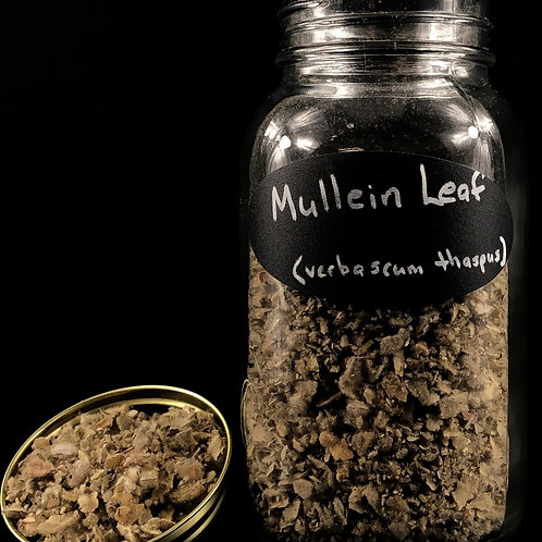 Mullein Leaf   ORGANIC   (Sold per ounce