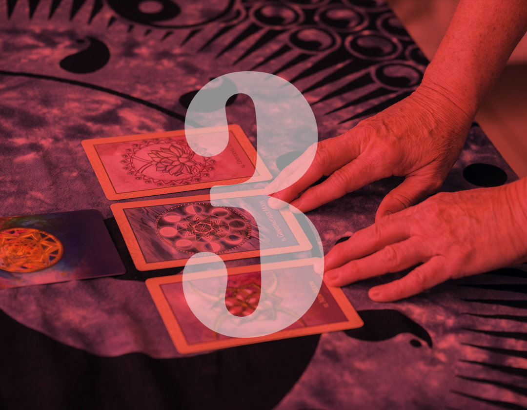 3 Card Draw Reading (Angel & Oracle)