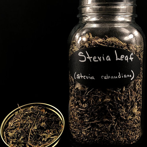 Stevia Leaf   ORGANIC   (Sold per ounce)